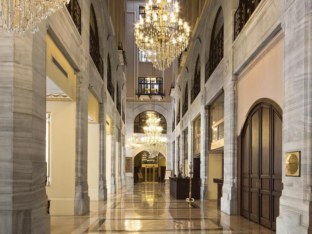 Legacy Ottoman Hotel