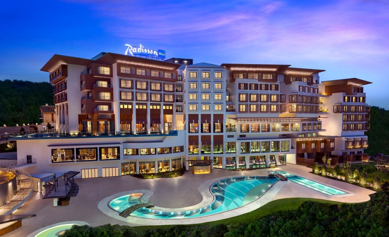 Radisson Blu Hotel & Spa İstanbul Tuzla | Istanbul, Tuzla